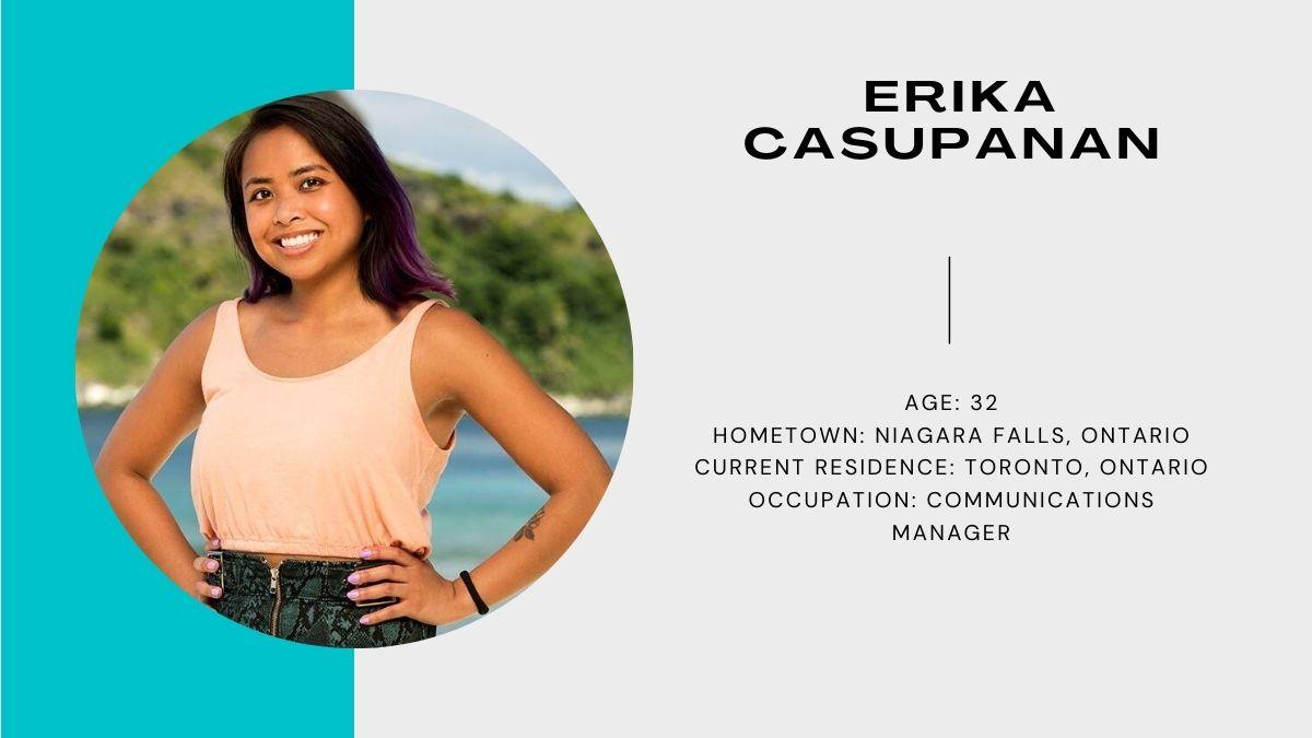 Erika Survivor