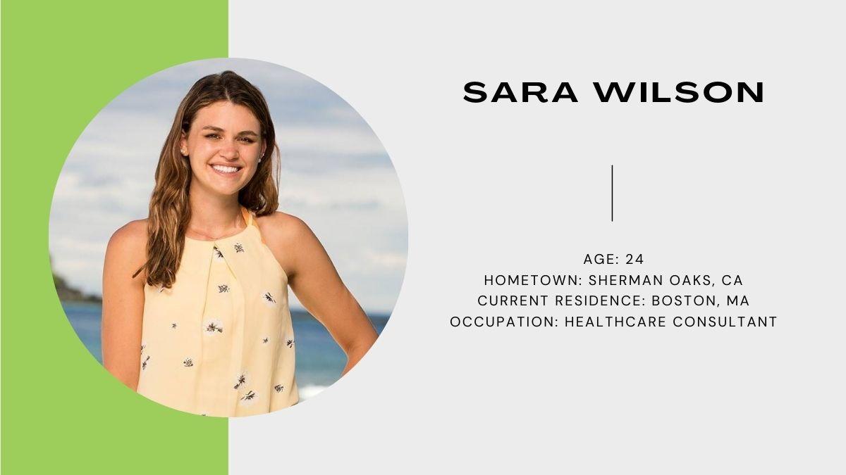 Sarah Survivor